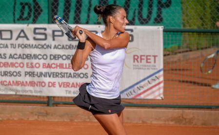 #LlenoCopaNadia, en apoyo al tenis femenino