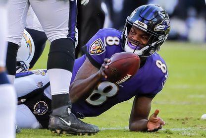 16-30. Jackson lidera la victoria de los Ravens