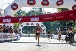 La campeona de España Elena Loyo triunfa en el Medio Maratón de la Mujer