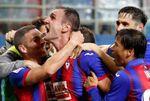 2-1. El chileno Orellana tumba al Villarreal en el descuento