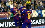 El Barça, líder provisional tras ganar 2-6 en Córdoba