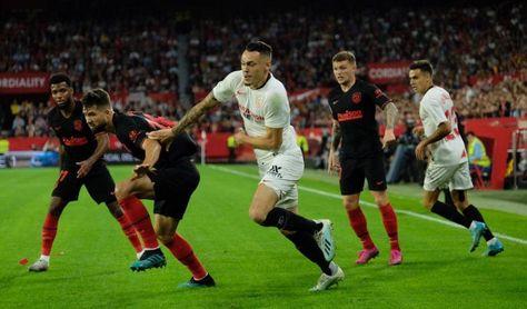 Así hemos vivido el Sevilla-Atlético (1-1)