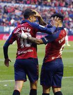4-2. Osasuna hace historia frente al Alavés