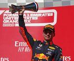 """Verstappen: """"Ha sido un buen fin de semana con un gran tercer puesto"""""""