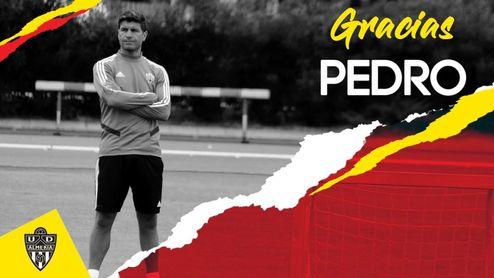 Pedro Emanuel deja de ser el entrenador del Almería cuando era segundo