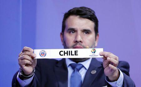 Colombia, Argentina y Chile, en el grupo de la muerte del Preolímpico de 2020