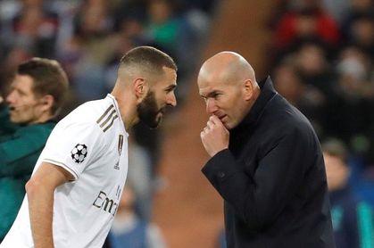 """Benzema: """"No me considero una leyenda"""""""