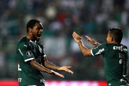 El Palmeiras gana al Vasco da Gama y continúa al acecho del líder Flamengo
