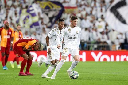 Zidane encuentra su once con Valverde y Rodrygo