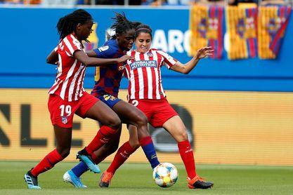 Duelo Atlético de Madrid-Barcelona en cuartos de final