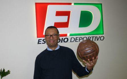 Lewis Landeira atiende a ESTADIO Deportivo