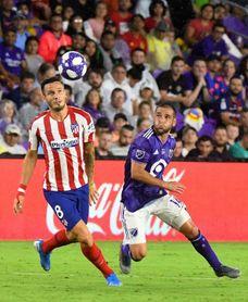 Lodeiro, Ruidíaz y Torres, listos para luchar por el título con Sounders
