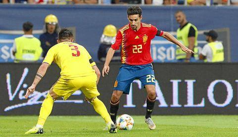 Jesús Navas sigue siendo un fijo con España.