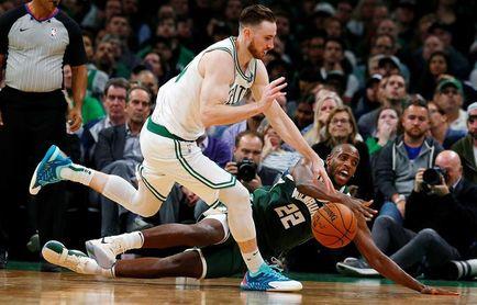 115-135. Hayward sufre fractura en victoria de los Celtics