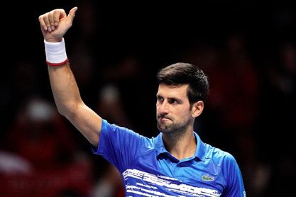 Djokovic destroza a Berrettini