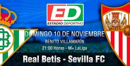 Real Betis-Sevilla F.C.: La envidia de todos los partidos