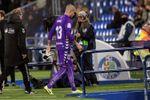 Rubén sufre un esguince en el ligamento y podría ser baja para el resto del año