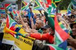 Los Springboks concluyen su gira triunfal por una Sudáfrica eufórica