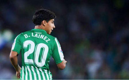 Lainez no piensa en volver a México