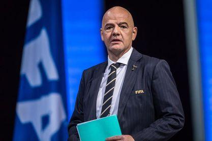 El presidente de la FIFA visitará Costa Rica en su gira por Centroamérica