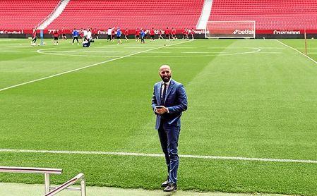 Monchi es un gran referente para muchos directores deportivos del mundo.