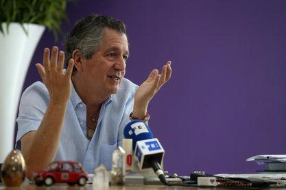 Jorge Vergara, ex dueño del Guadalajara y el Saprissa, fallece en Nueva York