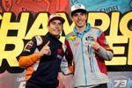 Los hermanos Márquez compartirán equipo el año próximo
