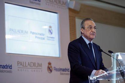 Florentino Pérez se persona como acusación en el caso Iberdrola/Villarejo