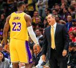 112-107. James logra triple-doble contra todos los equipos y ganan los Lakers