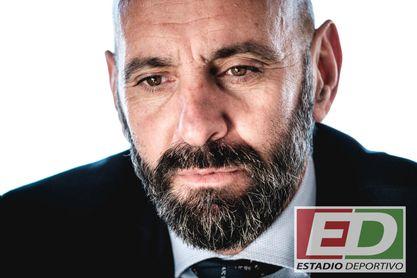 Monchi, durante una reciente entrevista a ESTADIO Deportivo.
