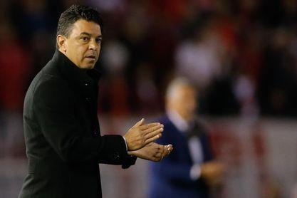 Ricardo Alarcón recuerda cómo nació en 2011 el entrenador Marcelo Gallardo