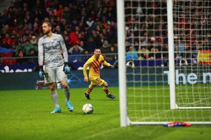 0-1. Messi es el líder