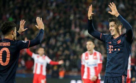 Coutinho desea seguir en el Bayern