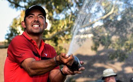 Larrazábal gana 105 puestos por su victoria en Sudáfrica.