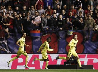 Villarreal empató en la última visita de Atlético y ganó las tres anteriores