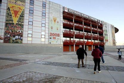 El estadio Nueva Condomina es rebautizado como Enrique Roca de Murcia