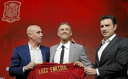 Será un partido amistoso, pero muy exigente, para Luis Enrique.