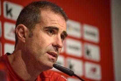 Garitano: Para puntuar en el Villamarín tienes que hacer gol