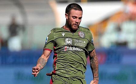El Cagliari de Nández es uno de los equipos de moda en Italia.