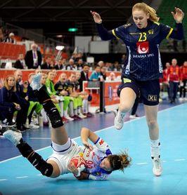 28-28. España pierde una inmejorable ocasión para acercarse a las semifinales