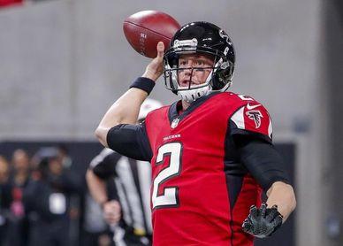 40-20. Ryan logra marcas y junto con los Falcons eliminan a los Panthers