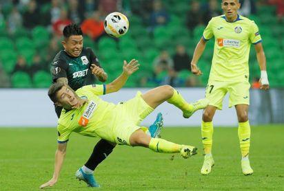 """La amenaza oculta del Krasnodar: Ramírez, el """"Roberto Carlos"""" de Ecuador"""