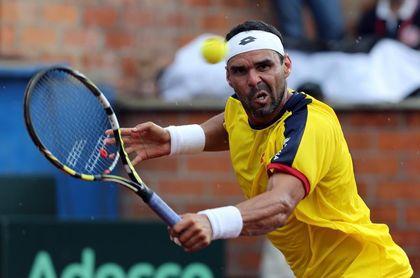 Bogotá será la sede de la serie de Copa Davis entre Colombia y Argentina