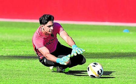Yassine Bono tendrá esta tarde una nueva oportunidad en la Europa League, donde ha sido titular en cuatro encuentros.