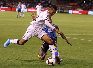 0-0. Delfín saca empate a Liga de Quito y espera ganar el título en casa