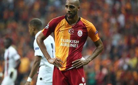 El Galatasaray aparta por motivos disciplinarios a Nzonzi
