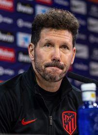 """Simeone está """"hablando"""" con Gil Marín y Berta de """"lo que necesita el equipo"""""""