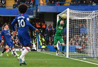 El Chelsea se estrella contra el Bournemouth