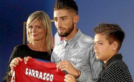 La madre de Yannick, Carmen Carrasco, es sevillana.