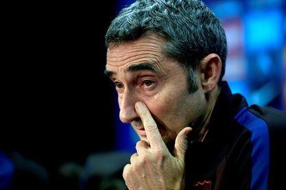 La reclamación de Arturo Vidal no tendrá incidencia deportiva, según Valverde
